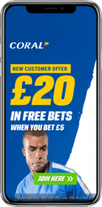 Is matched betting legal with Coral
