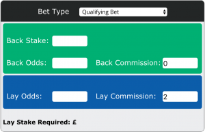 how matched betting works - calculator