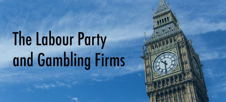 labour and gambling firms