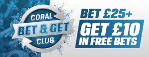 Coral free bet club - The Sure Bettor