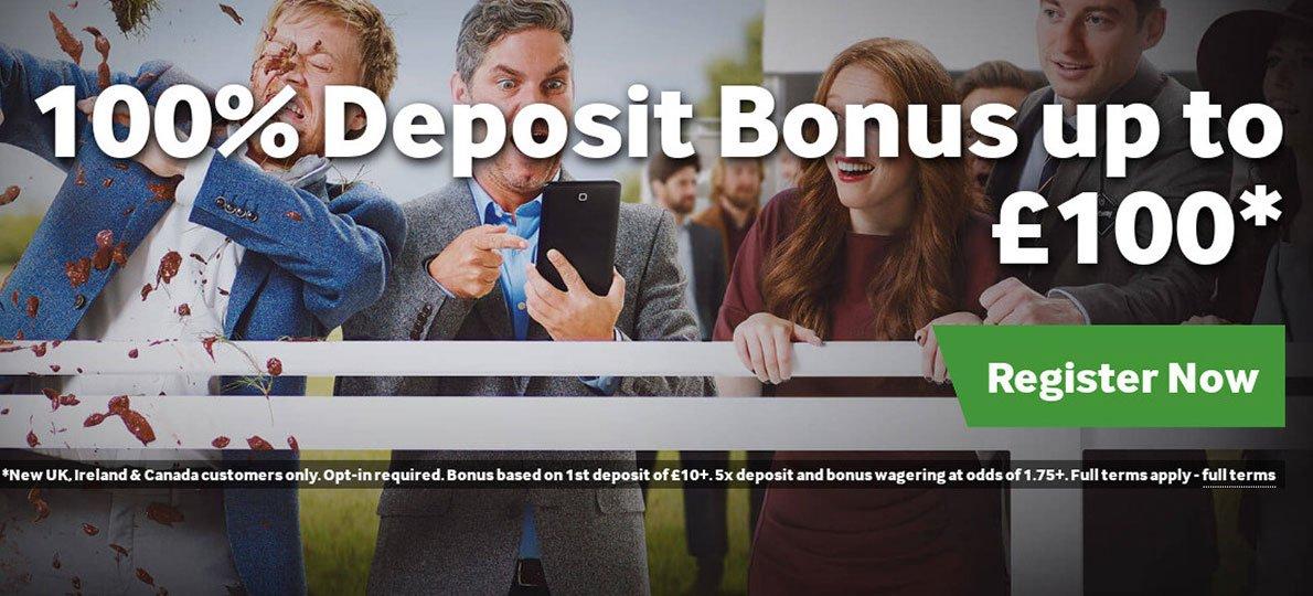 Deposit Bonus Betting