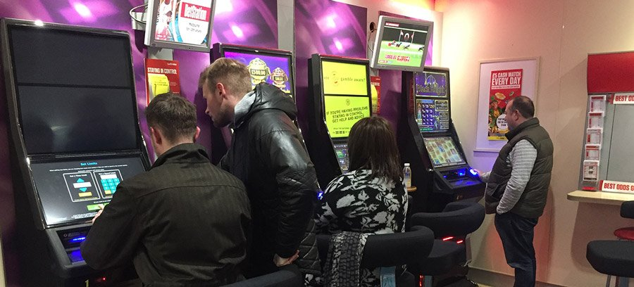 FOBTs reduction in stake