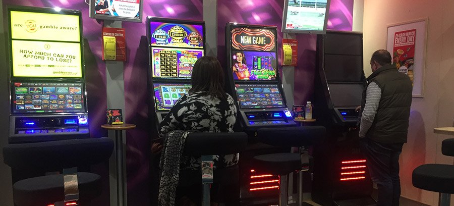 The Government cut the maximum stake on FOBTs from £100 to £2