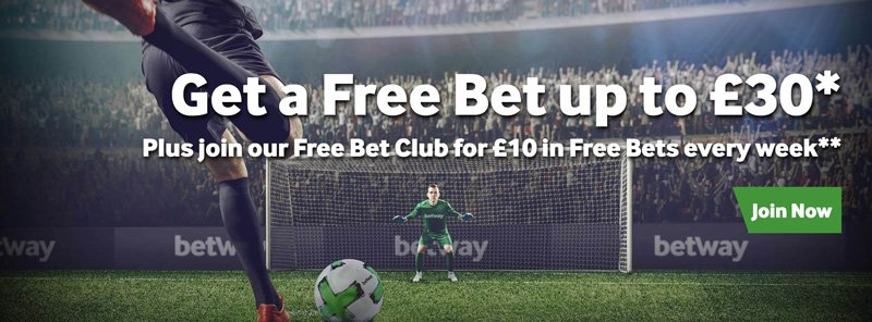 Betway matched betting offer