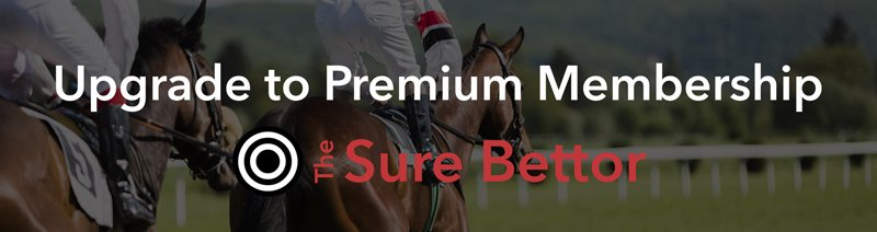Matched betting calculator - upgrade to premium membership