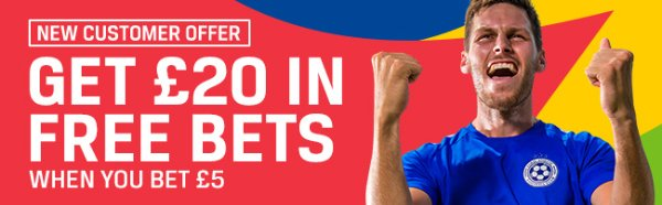 No risk matched betting example - Coral offer