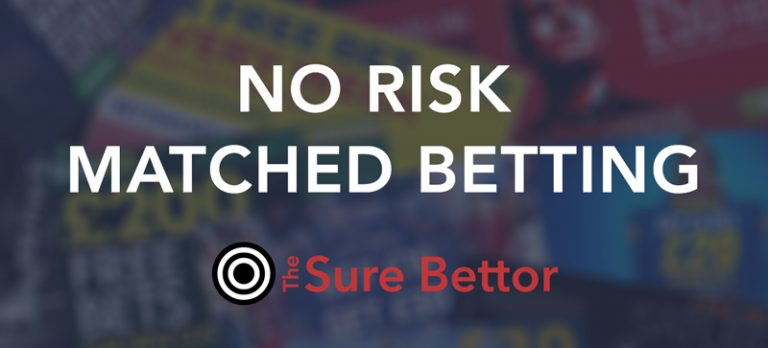 What is no risk matched betting & how does it work?