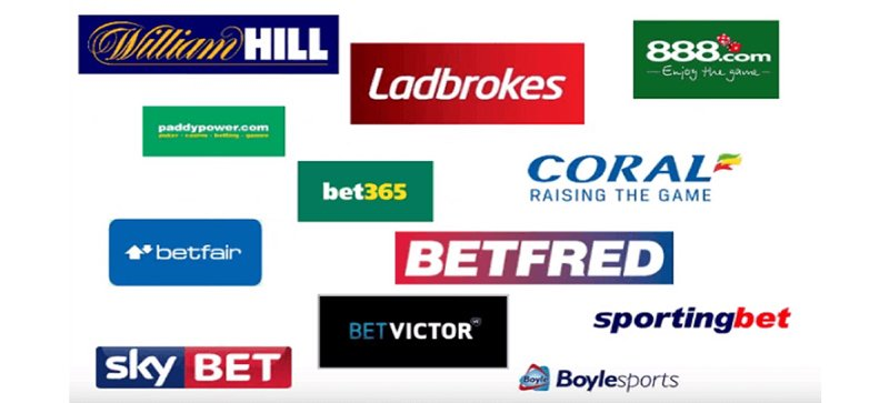 Different betting companies