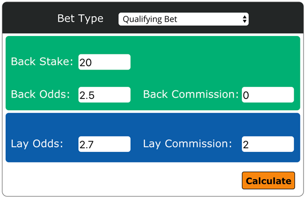 Betting difference between back and lay calculator start action csgo betting
