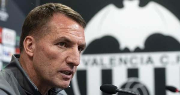 Brendan Rodgers favourite for Leicester job