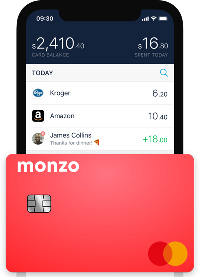 Monzo matched betting