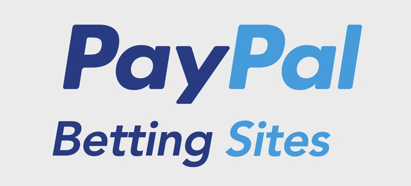 PayPal betting sites 2019