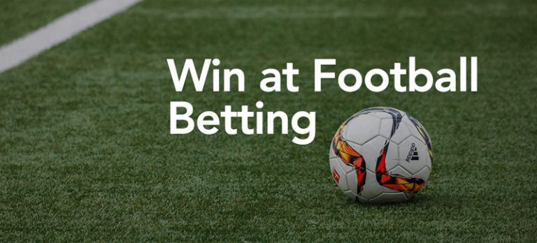 Bet on football and win