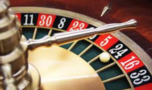 Matched betting casino - Roulette table