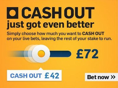 Dropping odds strategy - Betfair cash out