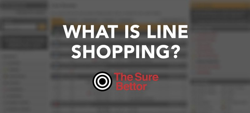 What is line shopping?