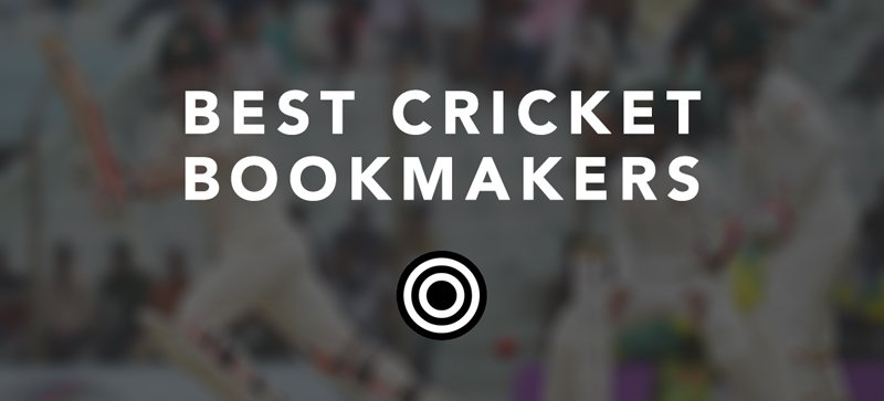 Best cricket bookmakers