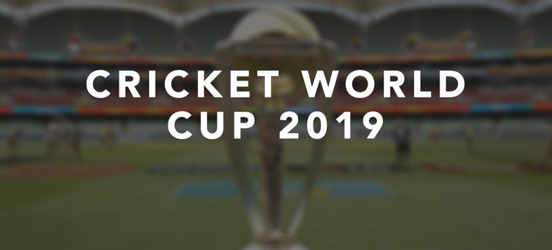 Cricket World Cup Betting Odds 2019