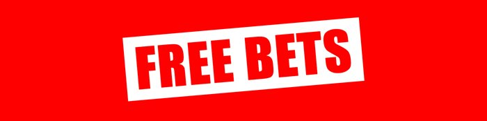 Bookmakers free bets