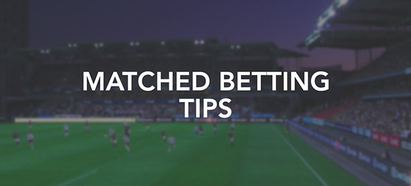 Matched betting tips 2020