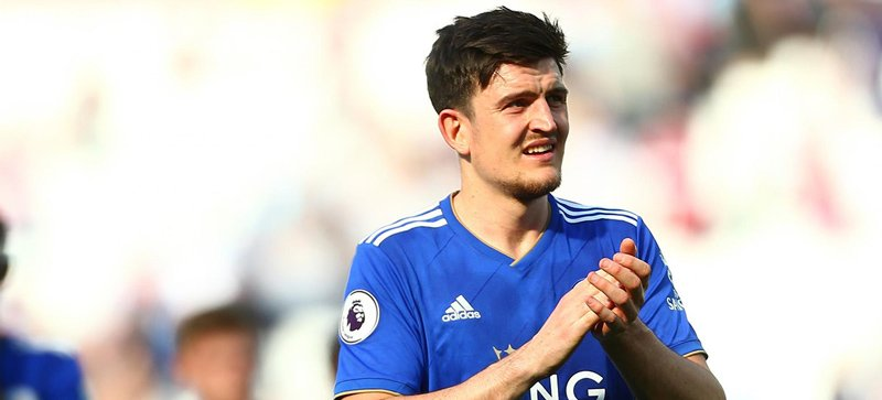 Harry Maguire Odds