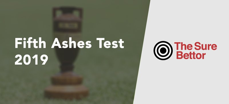Fifth Ashes Test betting tips