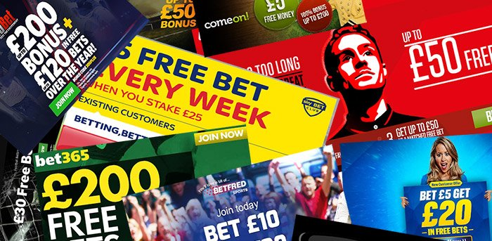 Free bets in matched betting