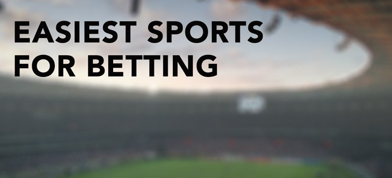 Easiest sport to bet on nzrb betting rules holdem