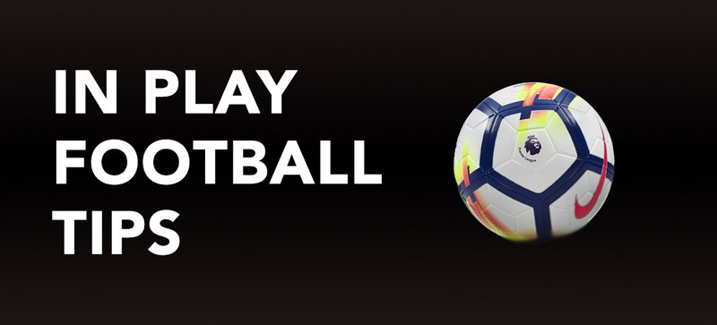 In play football tips