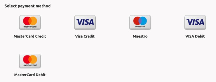 Betconnect payment methods