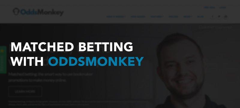 Matched betting with OddsMonkey