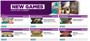 Betdaq casino games