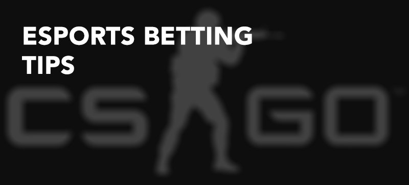 eSports betting tips