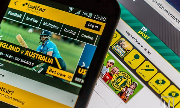 In play betting with Betfair