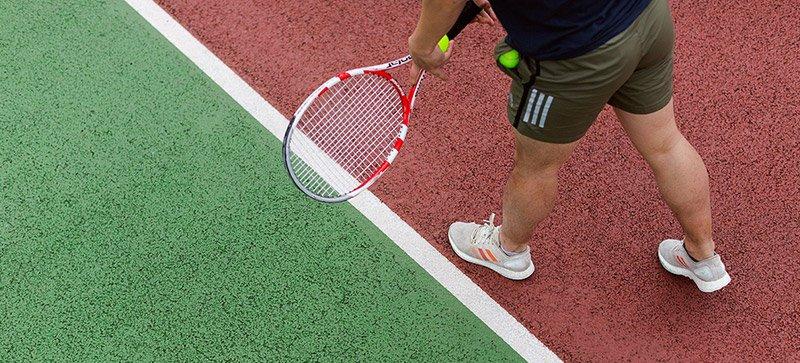 Tennis betting markets