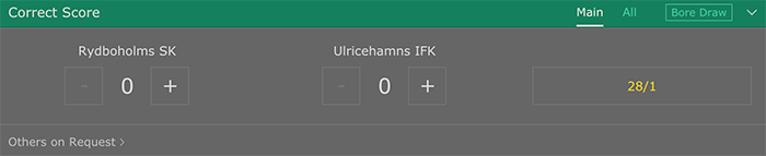Bet365 correct score betting