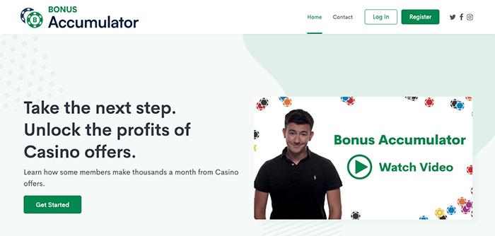 What is Bonus Accumulator?