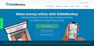 Get started with OddsMonkey