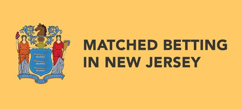Matched betting New Jersey
