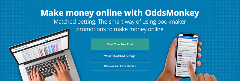 Matched betting definition - OddsMonkey