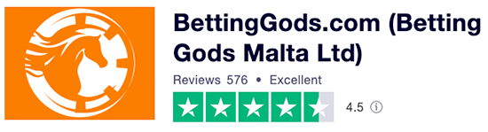 Betting Gods reviews 2021