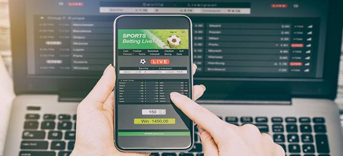 Sports betting popular